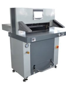 Heavy duty paper cutter