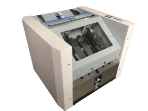 Heavy duty booklet maker