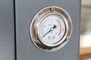 4908P paper cutter hydraulic pressure display
