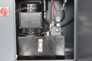 4908P paper cutter hydraulic system