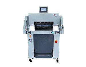 SF-520 hydraulic paper cutter