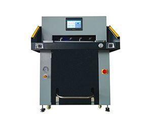 Heavy Duty Guillotine Paper Cutting Machine