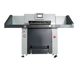 Hydraulic and Programmable Paper Cutting Machine