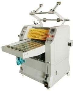 Digi- Hydraulic Paper Lamination Machine