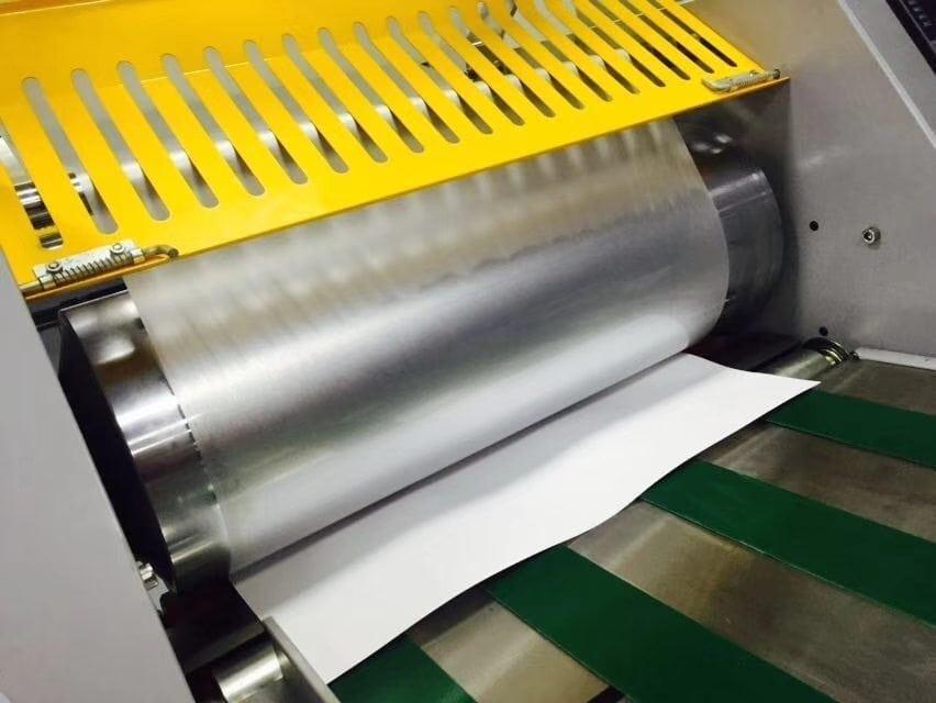 Digi-hydraulic laminator 3