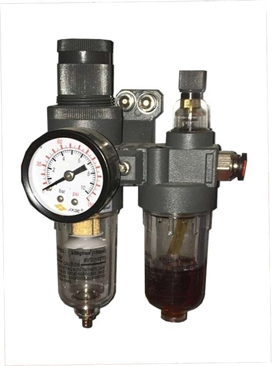Digi-hydraulic laminator 4