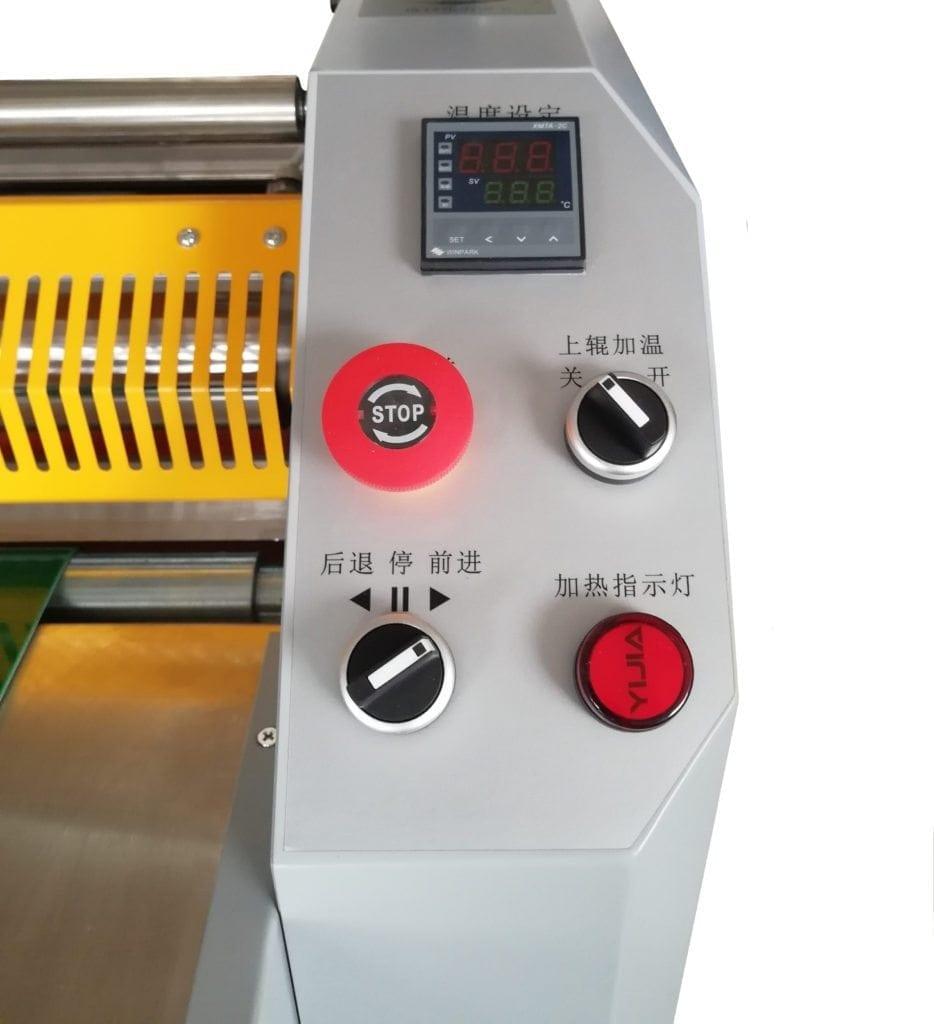 Digital laminator 6