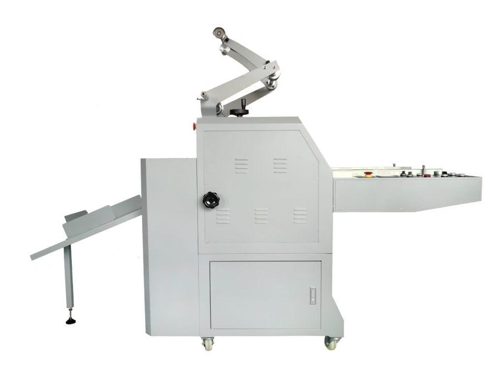 520Z Hydraulic laminator