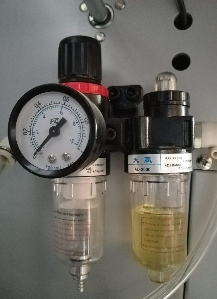 Hydraulic Laminator-4